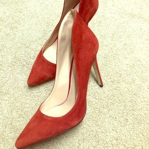 Enzo angiolini Bright red
